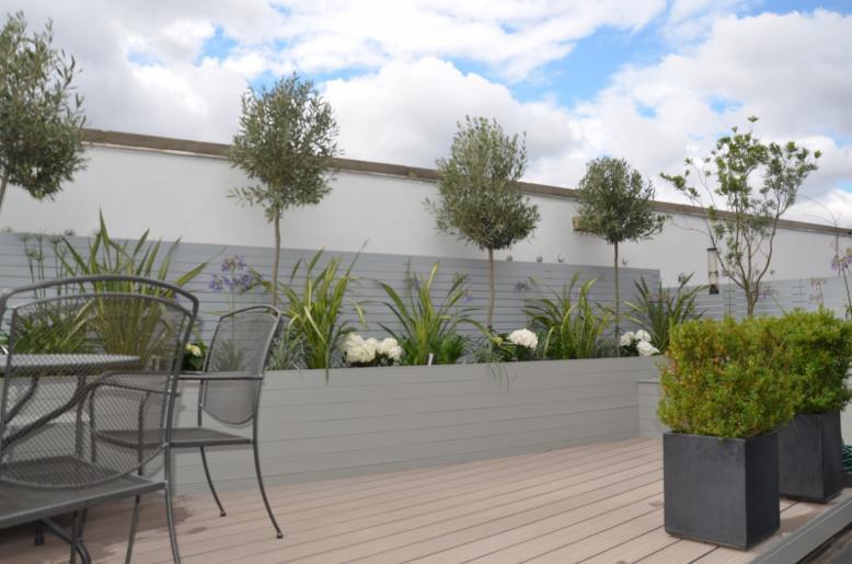 Dulwich decking dulwich decking wooden garden decking for Decking terrace garden